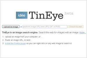 tineye - wyszukiwarka zdjęć