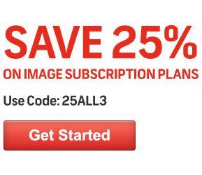 25% taniej w Shutterstock – tylko dwa dni!